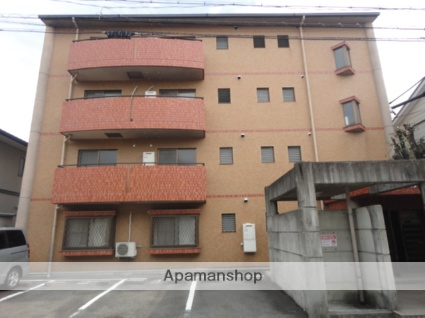 愛知県名古屋市千種区、吹上駅徒歩5分の築24年 4階建の賃貸マンション