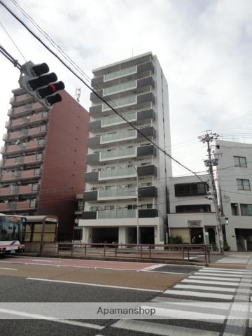 愛知県名古屋市東区、尼ヶ坂駅徒歩15分の築9年 10階建の賃貸マンション