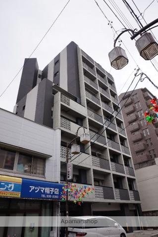 愛知県名古屋市東区、新栄町駅徒歩13分の築9年 9階建の賃貸マンション