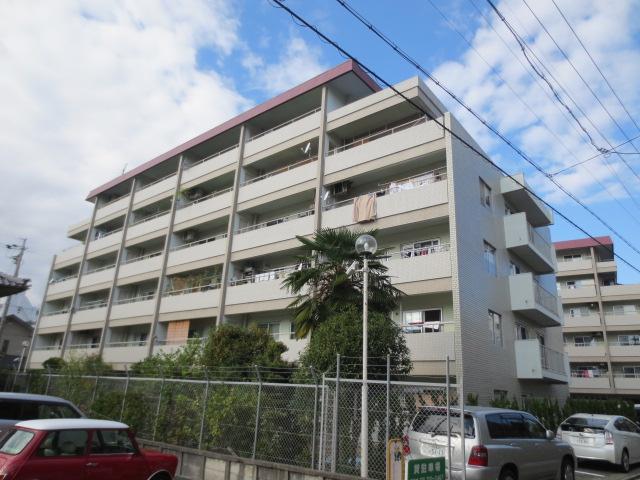 愛知県名古屋市千種区、池下駅徒歩12分の築46年 6階建の賃貸マンション