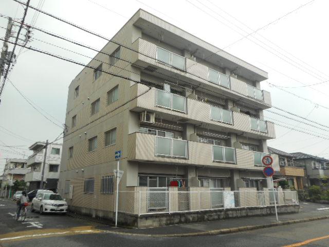愛知県名古屋市昭和区、覚王山駅徒歩19分の築32年 4階建の賃貸マンション