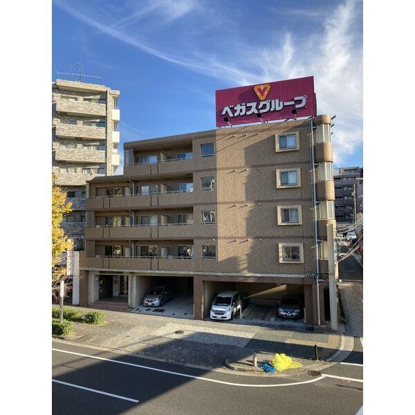 愛知県名古屋市千種区、東山公園駅徒歩20分の築13年 5階建の賃貸マンション