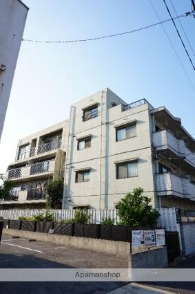 愛知県名古屋市千種区、池下駅徒歩17分の築28年 4階建の賃貸マンション