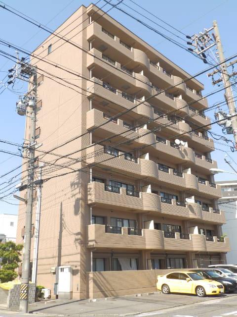 愛知県名古屋市千種区、今池駅徒歩12分の築21年 8階建の賃貸マンション