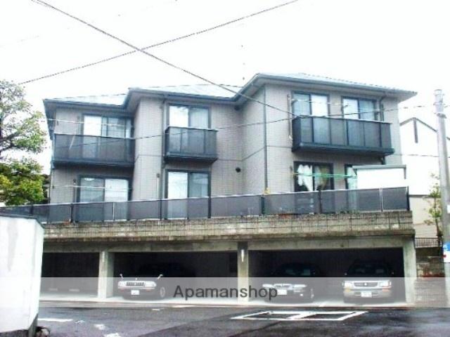 愛知県名古屋市千種区、今池駅徒歩15分の築19年 2階建の賃貸アパート