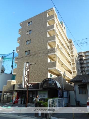 愛知県名古屋市千種区、千種駅徒歩13分の築21年 7階建の賃貸マンション