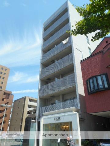 愛知県名古屋市千種区、本山駅徒歩5分の築10年 8階建の賃貸マンション