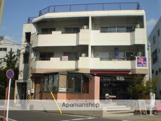 愛知県名古屋市千種区、覚王山駅徒歩2分の築44年 3階建の賃貸マンション