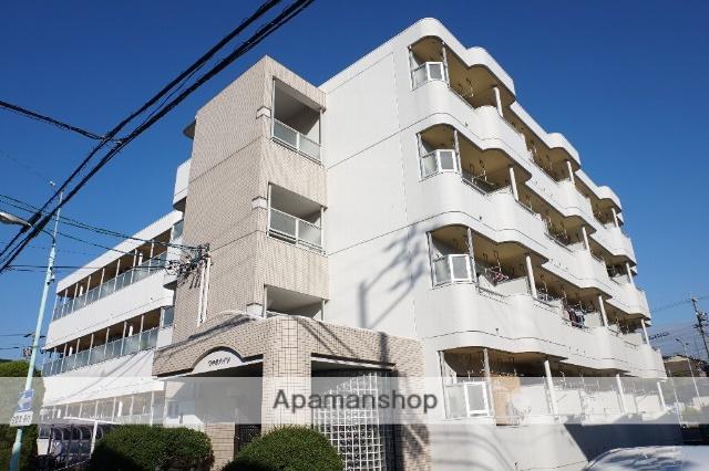 愛知県名古屋市昭和区、覚王山駅徒歩19分の築22年 4階建の賃貸マンション