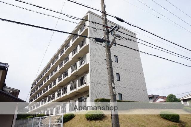 愛知県名古屋市千種区、今池駅徒歩14分の築17年 5階建の賃貸マンション