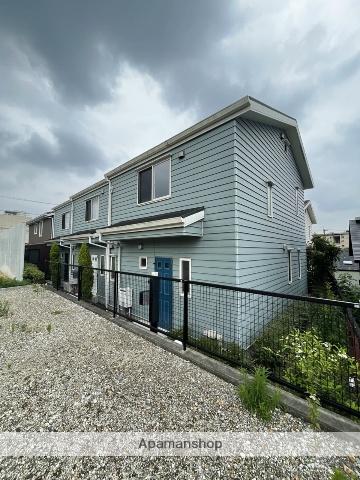 愛知県名古屋市千種区、本山駅徒歩12分の築7年 2階建の賃貸アパート