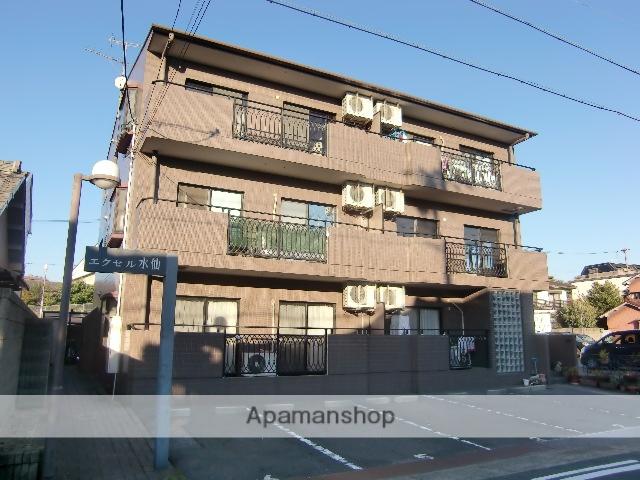 愛知県名古屋市千種区、今池駅徒歩13分の築24年 3階建の賃貸マンション