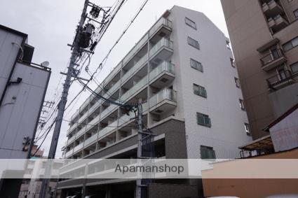 愛知県名古屋市東区、新栄町駅徒歩12分の築10年 7階建の賃貸マンション