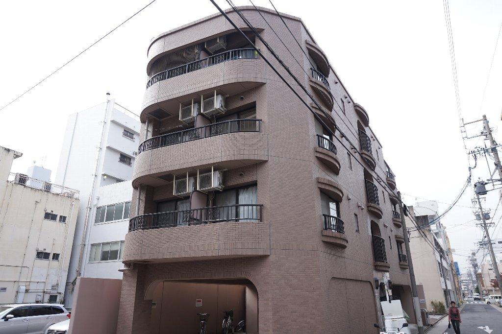 愛知県名古屋市千種区、今池駅徒歩6分の築16年 4階建の賃貸マンション