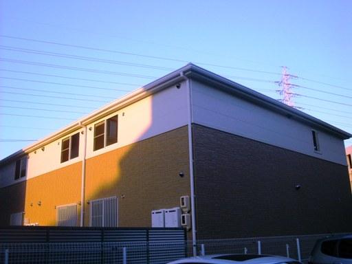 愛知県名古屋市千種区、自由ヶ丘駅徒歩28分の築6年 2階建の賃貸アパート