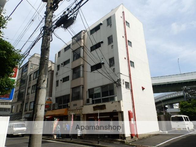 愛知県名古屋市東区、東大手駅徒歩11分の築43年 5階建の賃貸マンション