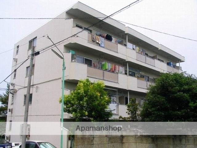 愛知県名古屋市千種区、星ヶ丘駅徒歩4分の築43年 8階建の賃貸マンション