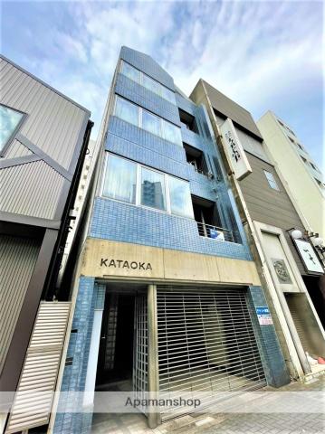 愛知県名古屋市東区、新栄町駅徒歩6分の築32年 4階建の賃貸マンション