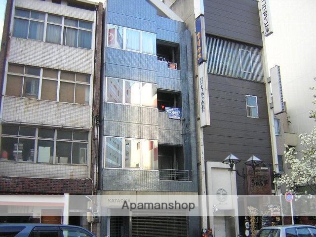 愛知県名古屋市東区、新栄町駅徒歩6分の築31年 4階建の賃貸マンション