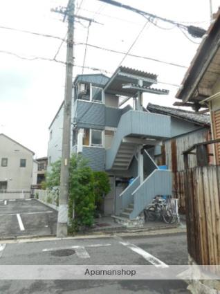 愛知県名古屋市千種区、池下駅徒歩11分の築24年 3階建の賃貸マンション