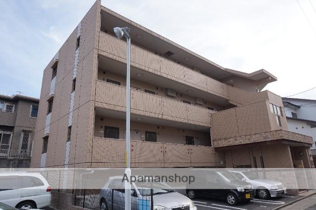 愛知県名古屋市千種区、自由ヶ丘駅徒歩17分の築10年 3階建の賃貸マンション