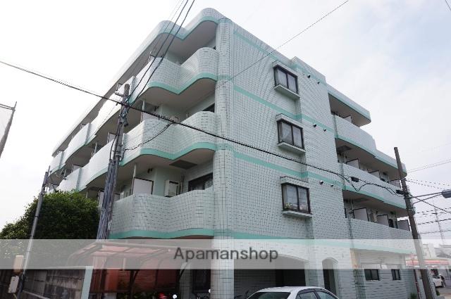愛知県名古屋市千種区、池下駅徒歩12分の築29年 4階建の賃貸マンション
