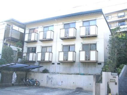 愛知県名古屋市千種区、池下駅徒歩13分の築34年 2階建の賃貸アパート
