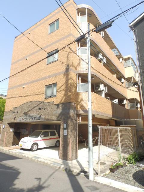 愛知県名古屋市千種区、池下駅徒歩9分の築8年 4階建の賃貸マンション