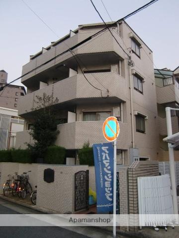 愛知県名古屋市千種区、今池駅徒歩15分の築32年 4階建の賃貸マンション