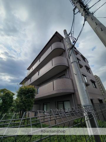 愛知県名古屋市千種区、今池駅徒歩11分の築15年 4階建の賃貸マンション