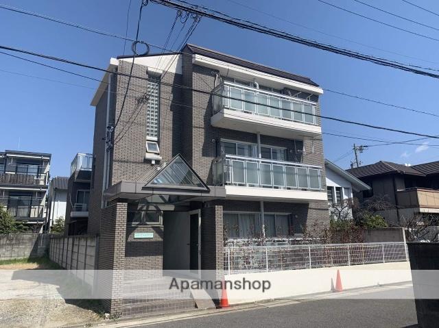 愛知県名古屋市千種区、池下駅徒歩14分の築29年 3階建の賃貸マンション