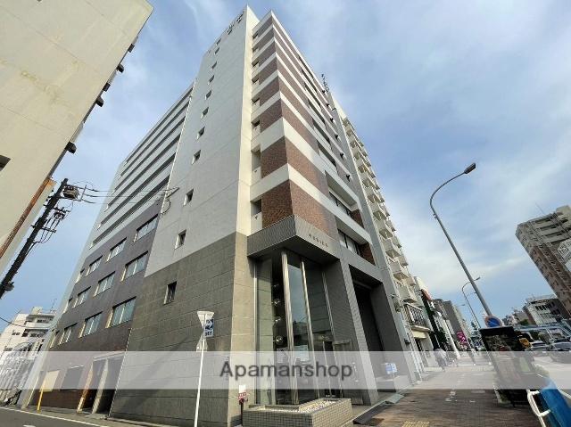 愛知県名古屋市千種区、千種駅徒歩16分の築19年 10階建の賃貸マンション