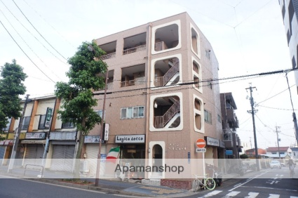 愛知県名古屋市千種区、千種駅徒歩16分の築29年 4階建の賃貸マンション
