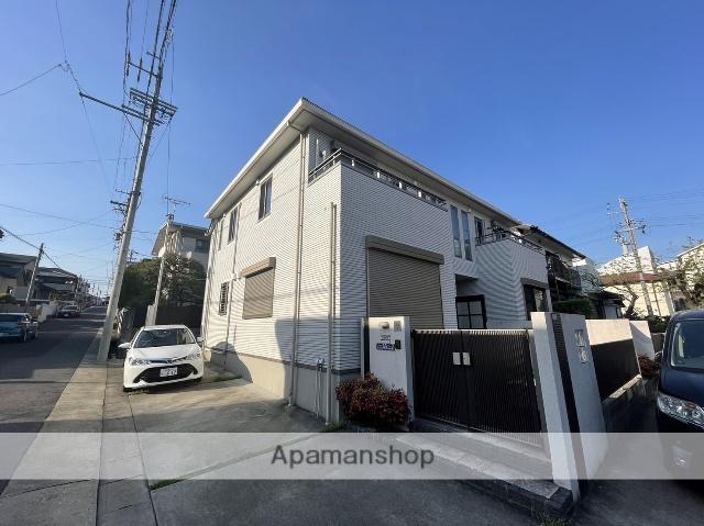愛知県名古屋市千種区、本山駅徒歩28分の築4年 2階建の賃貸テラスハウス