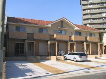 愛知県名古屋市千種区、茶屋ヶ坂駅徒歩15分の築13年 2階建の賃貸アパート