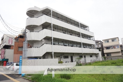 愛知県名古屋市昭和区、川名駅徒歩14分の築25年 4階建の賃貸マンション