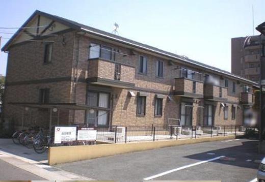 愛知県名古屋市東区、守山自衛隊前駅徒歩17分の築11年 2階建の賃貸アパート