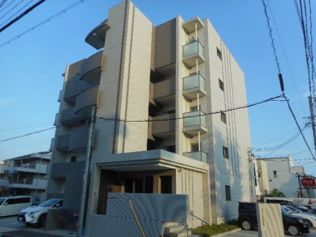 愛知県名古屋市東区、大曽根駅徒歩14分の築2年 5階建の賃貸マンション