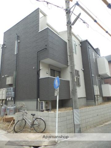 愛知県名古屋市千種区、今池駅徒歩15分の築3年 2階建の賃貸アパート