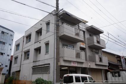 愛知県名古屋市東区、車道駅徒歩2分の築27年 3階建の賃貸マンション
