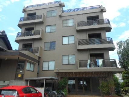 愛知県名古屋市千種区、池下駅徒歩11分の築44年 4階建の賃貸マンション