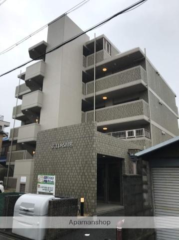 愛知県名古屋市昭和区、川名駅徒歩10分の築13年 5階建の賃貸マンション