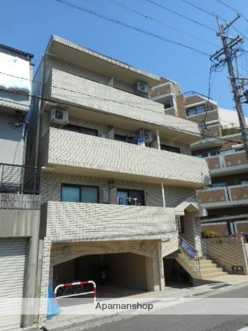 愛知県名古屋市千種区、覚王山駅徒歩14分の築26年 4階建の賃貸マンション