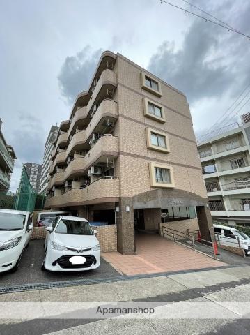 愛知県名古屋市千種区、星ヶ丘駅徒歩7分の築14年 5階建の賃貸マンション