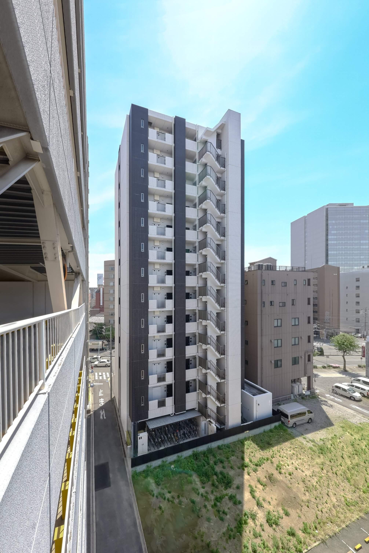 愛知県名古屋市東区、千種駅徒歩4分の築8年 13階建の賃貸マンション