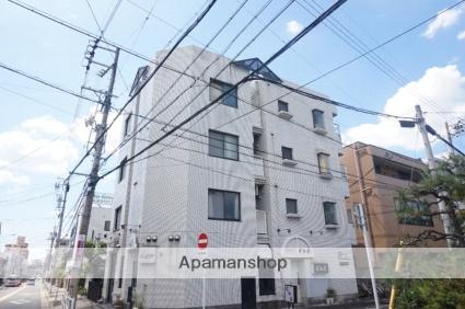 愛知県名古屋市昭和区、名古屋大学駅徒歩16分の築27年 4階建の賃貸マンション