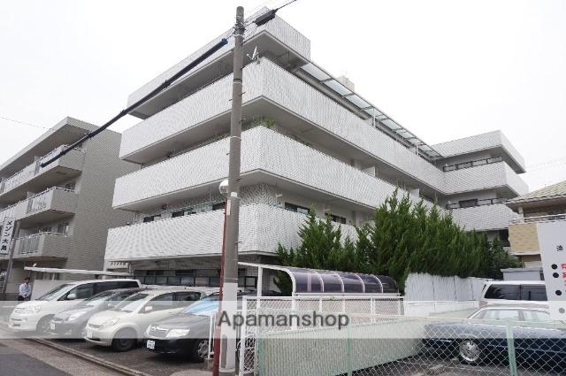 愛知県名古屋市千種区、池下駅徒歩16分の築30年 4階建の賃貸マンション
