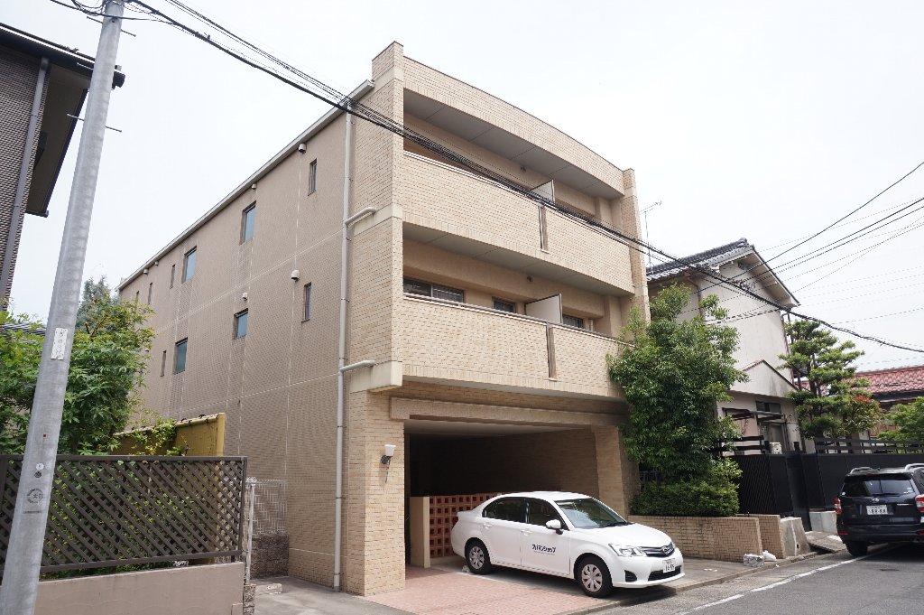 愛知県名古屋市昭和区、名古屋大学駅徒歩16分の築13年 3階建の賃貸マンション