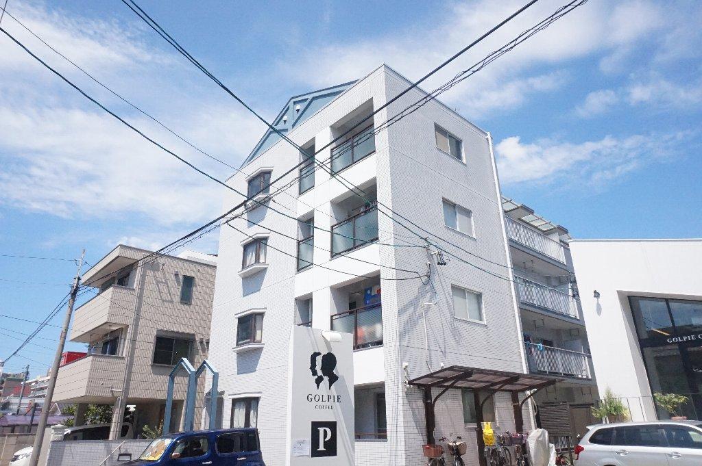 愛知県名古屋市昭和区、川名駅徒歩4分の築29年 4階建の賃貸マンション
