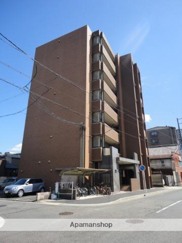 愛知県名古屋市千種区、千種駅徒歩9分の築13年 7階建の賃貸マンション